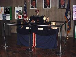 View of the Eggypiece Exhibition Table