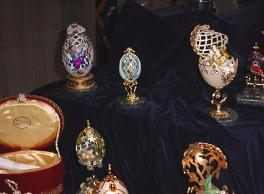 Closer look at some of the Decorated Eggs-Eggypieces