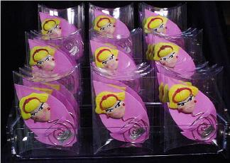 Dream of Jeannie Bookmarks in Display